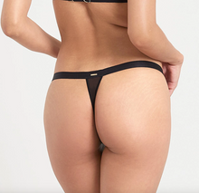 Load image into Gallery viewer, THEA SHEER THONG
