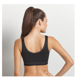 ANITA FRONTLINE OPEN SPORTS BRA - Expect Lace