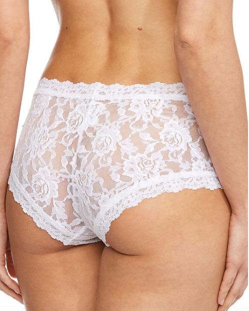 HANKY PANKY SIGNATURE LACE BOYSHORT - Expect Lace