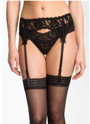 HANKY PANKY AFTER MIDNIGHT GARTER BELT - Expect Lace
