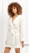 Load image into Gallery viewer, BLUEBELLA CHIFFON KIMONO - Expect Lace