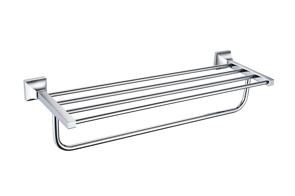 Wall Towel Rack Nickel