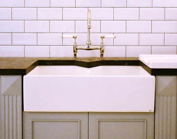 Double Butler Sink - 800 x 500 x 250mm