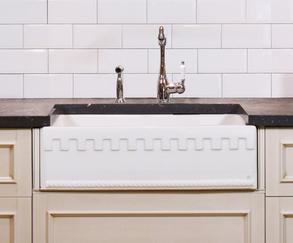 English Farmhouse Sink - 733 x 500 x 250mm