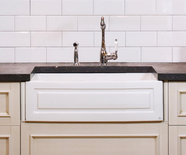 French Farmhouse Sink - 733 x 250 x 500mm