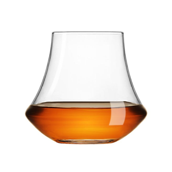 Slick Whisky Glass