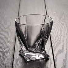 Load image into Gallery viewer, Unique Twisted Whiskey Glass