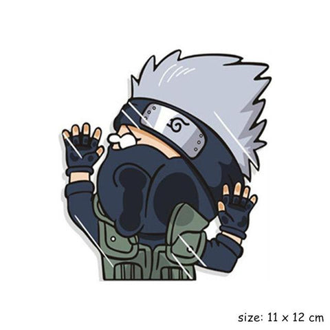 Naruto Kakashi Sticker/Car Decal ! - AnimeUltra