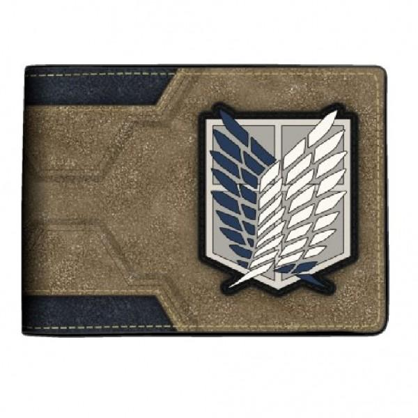 Attack on Titan Scouts Wallet ! - AnimeUltra