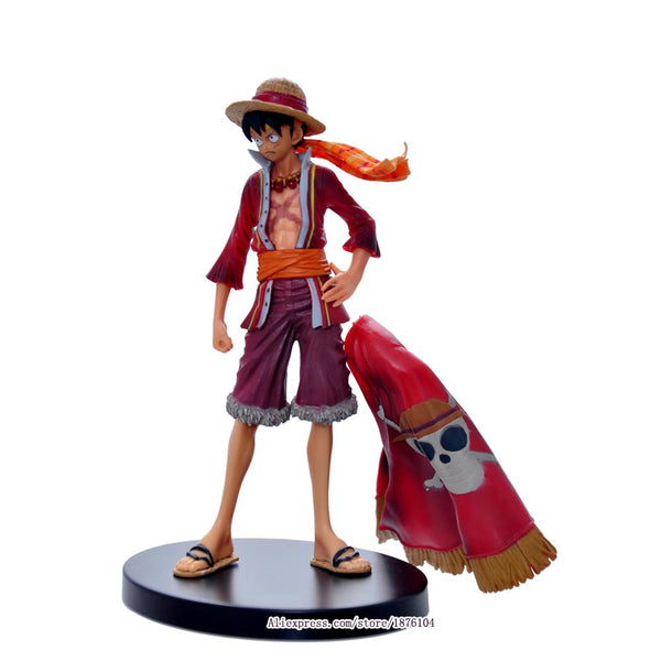 One Piece Luffy Theatrical Edition Action Figure ! - AnimeUltra
