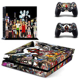 One Piece PS4 Skins ! - AnimeUltra