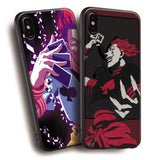 Hunter x Hunter Hisoka iPhone Cases ! - AnimeUltra