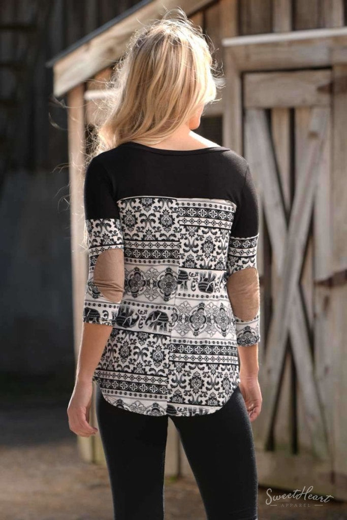 Attention To Detail Sweater
