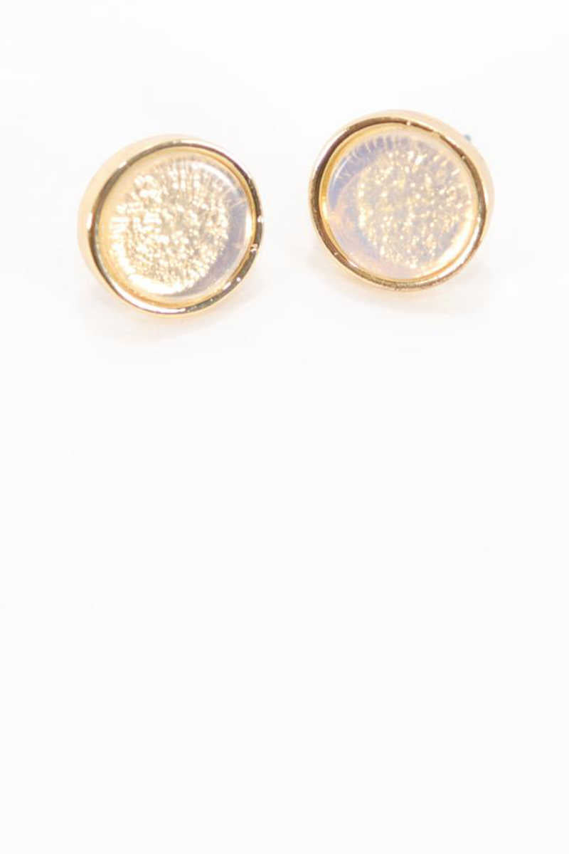 Love Token - Opal Stud Earrings