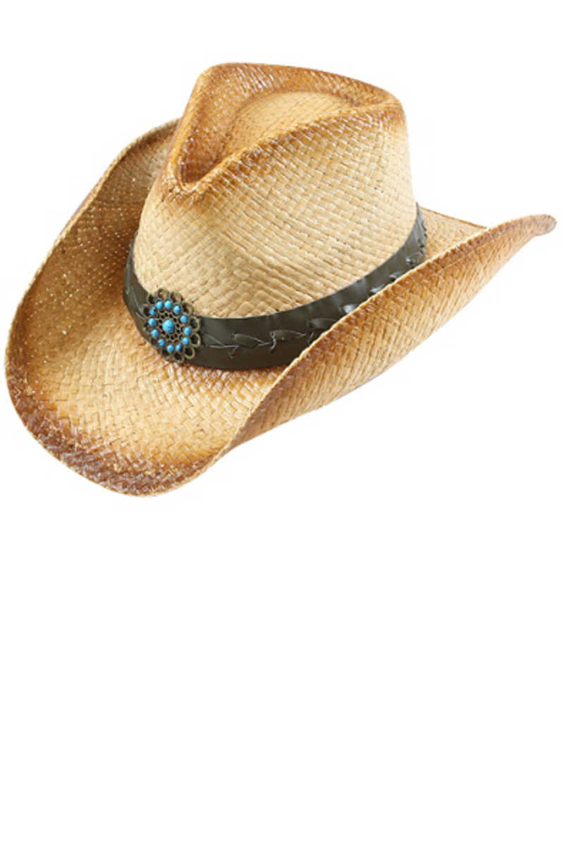 Nashville Blues - Cowboy Hat