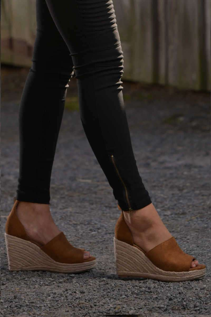 Sole in Love - Platform Wedges