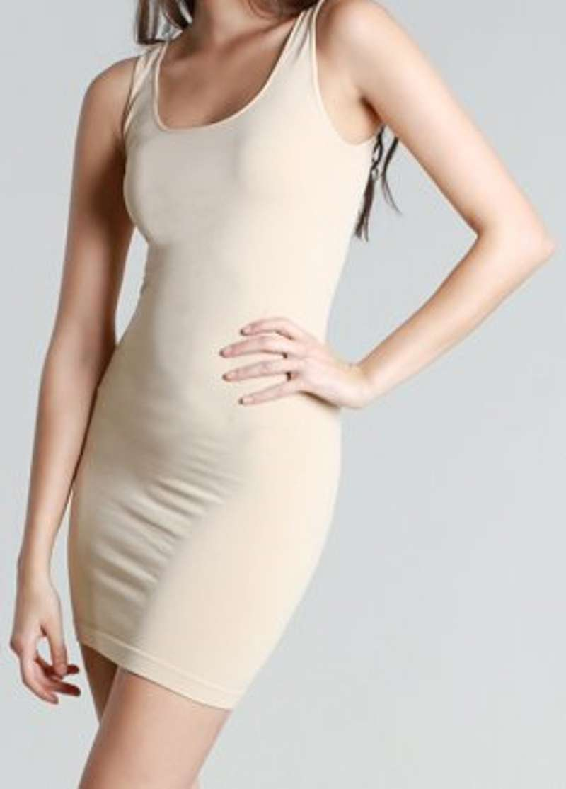 Hot Sand - Thick Strap Dress / Long Tank