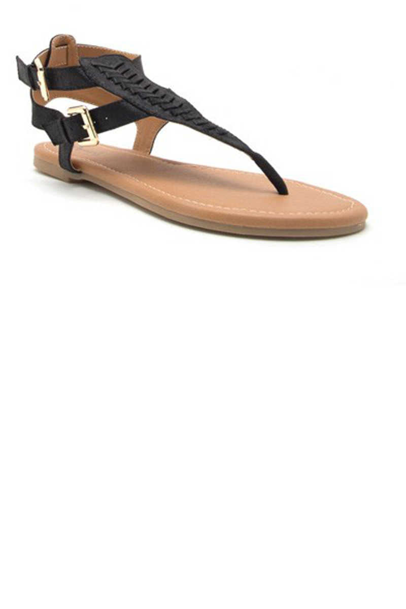 Walk on By - Ankle Strap Sandal