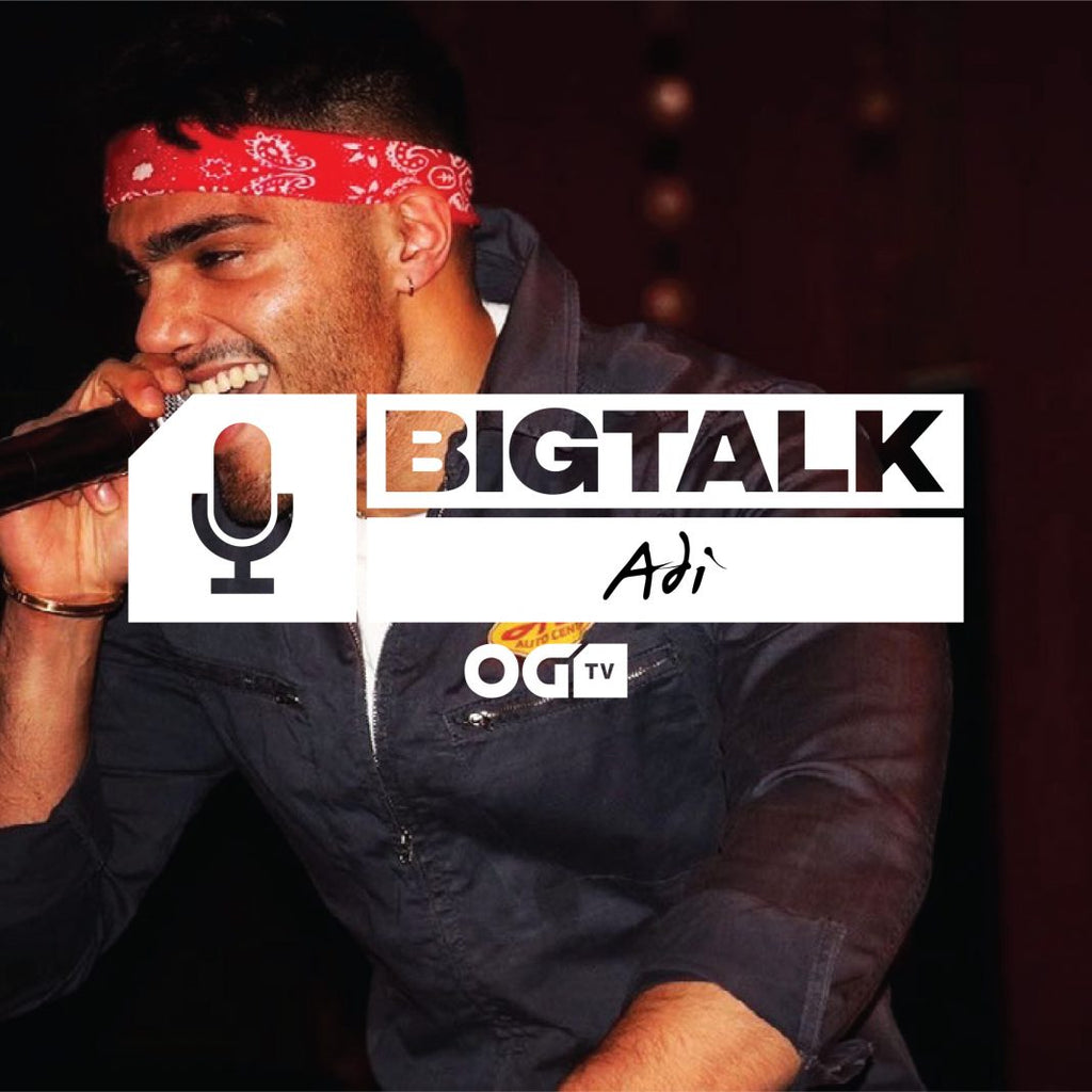 Transcending Boundaries With Music | Big Talk With Adi AVG
