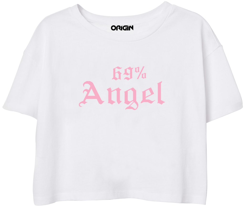69% Angel Crop Top