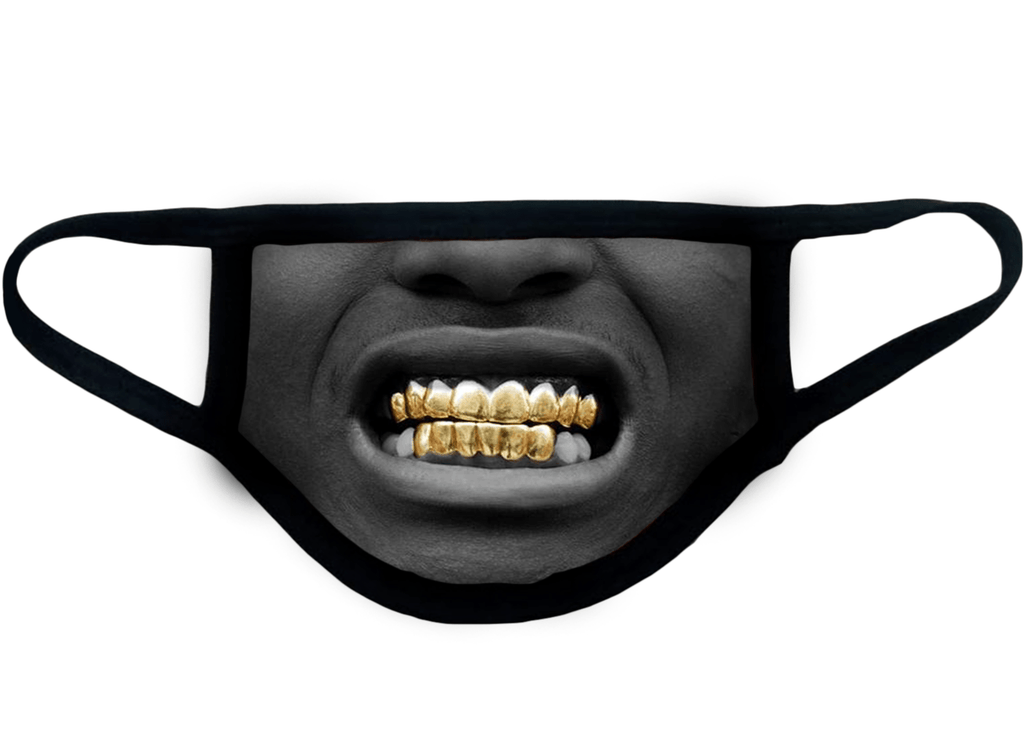 Asap Rocky Face Mask