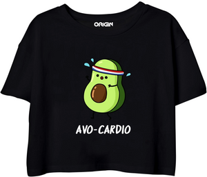 Avo Cardio Crop Top