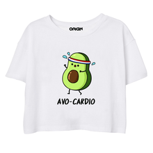 Load image into Gallery viewer, Avo Cardio Crop Top