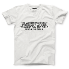 Load image into Gallery viewer, Bigger World Crew Neck