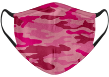 Load image into Gallery viewer, Pink Camo Mask