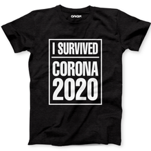 Load image into Gallery viewer, I Survived Corona Crew Neck