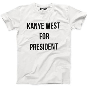 Kanye West for President in White