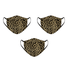 Load image into Gallery viewer, Leopard Mask