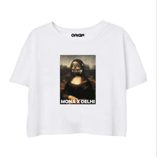 Load image into Gallery viewer, Mona X Delhi Crop Top