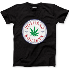 Load image into Gallery viewer, Pothead Society Crew Neck