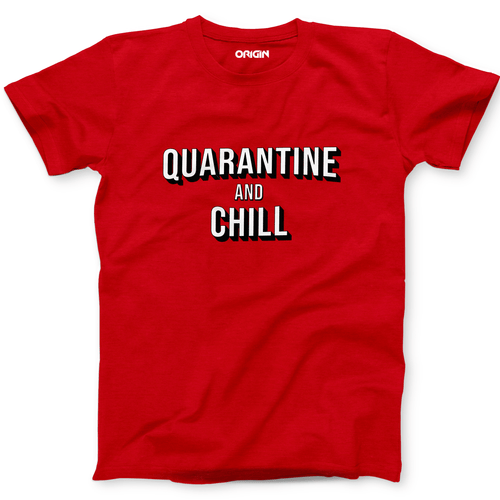 Quarantine & Chill Crew Neck