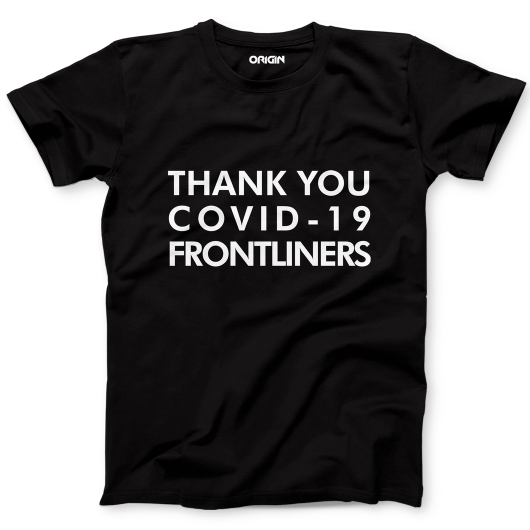 Thank You Frontliners Crew Neck