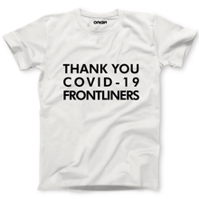 Load image into Gallery viewer, Thank You Frontliners Crew Neck