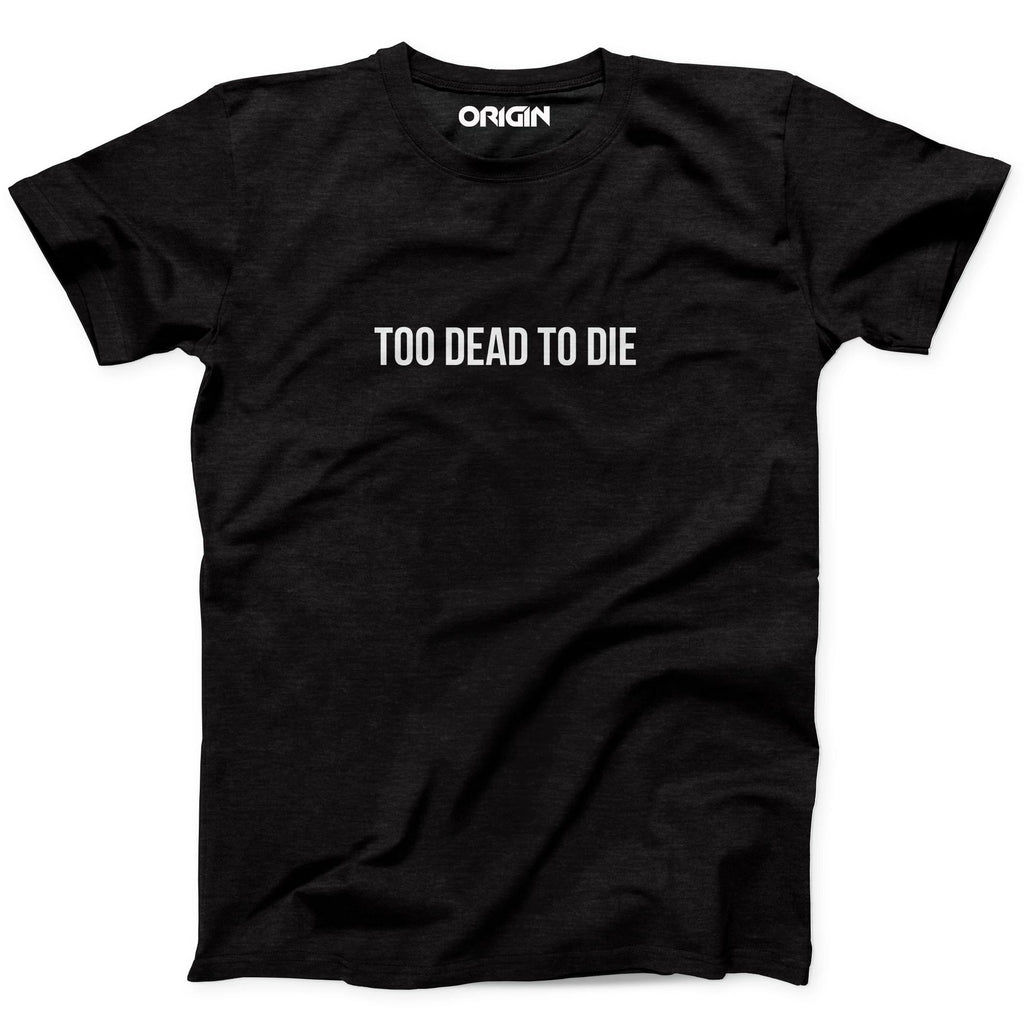Too Dead To Die Crew Neck