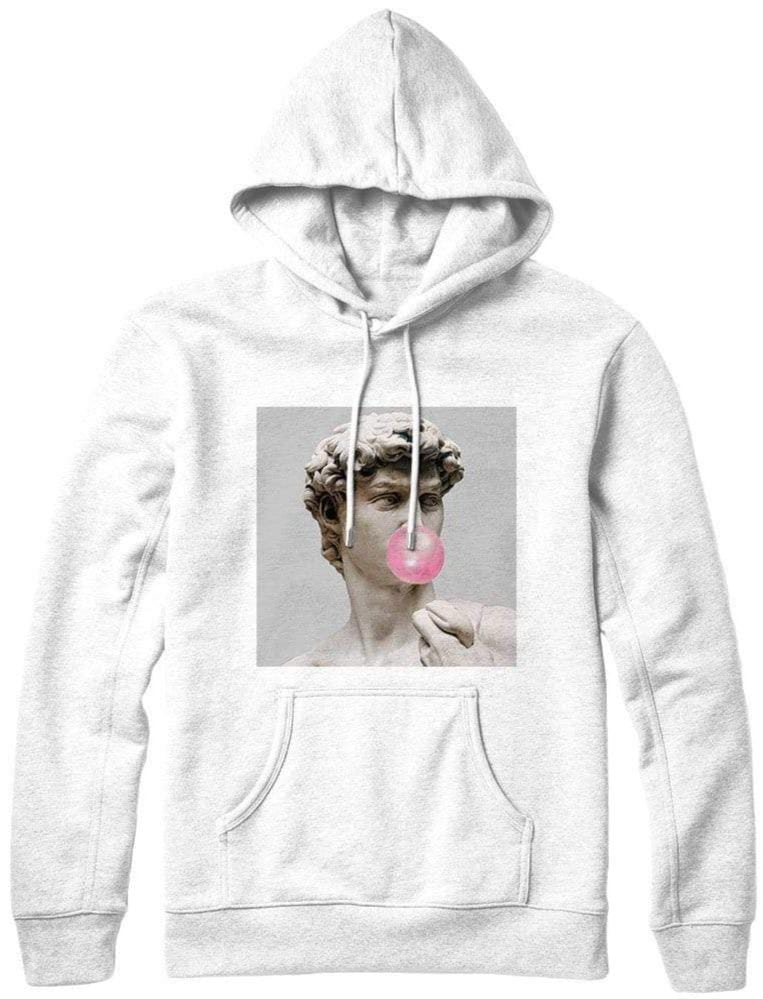 Bubble Greek Hoodie