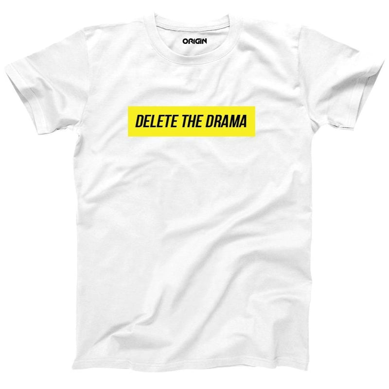 Delete The Drama Crew Neck