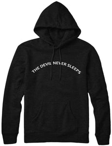 Devil Never Sleeps Hoodie