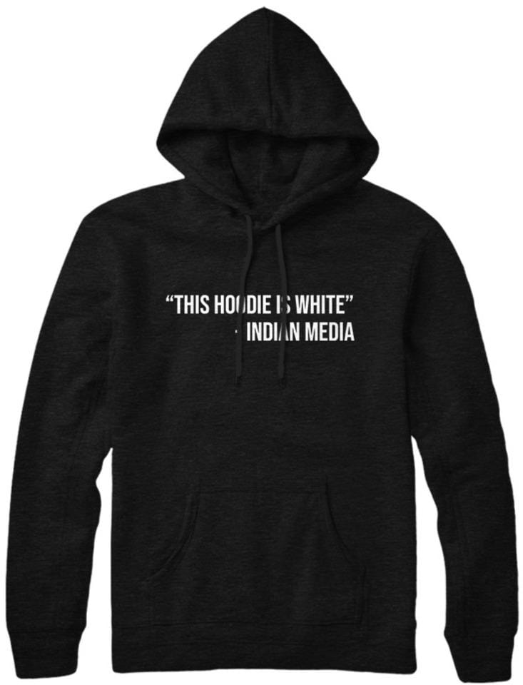 Indian Media Hoodie