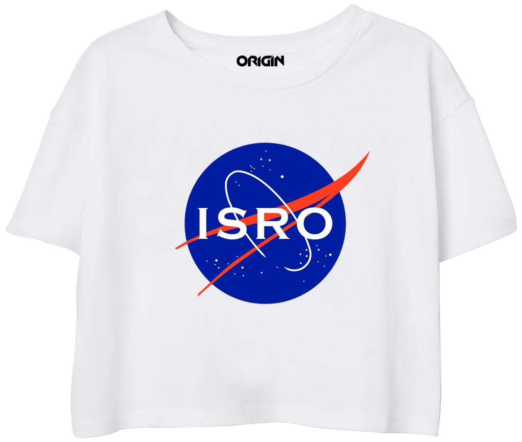 ISRO Crop Top