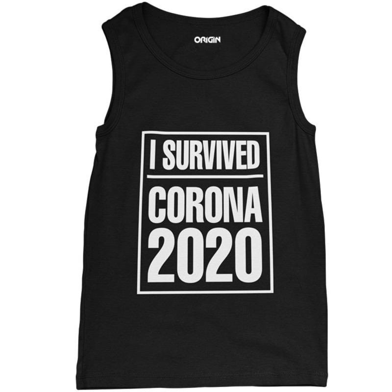 I Survived Corona Tank Top