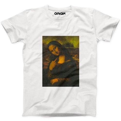 Mona Lisa Crew Neck