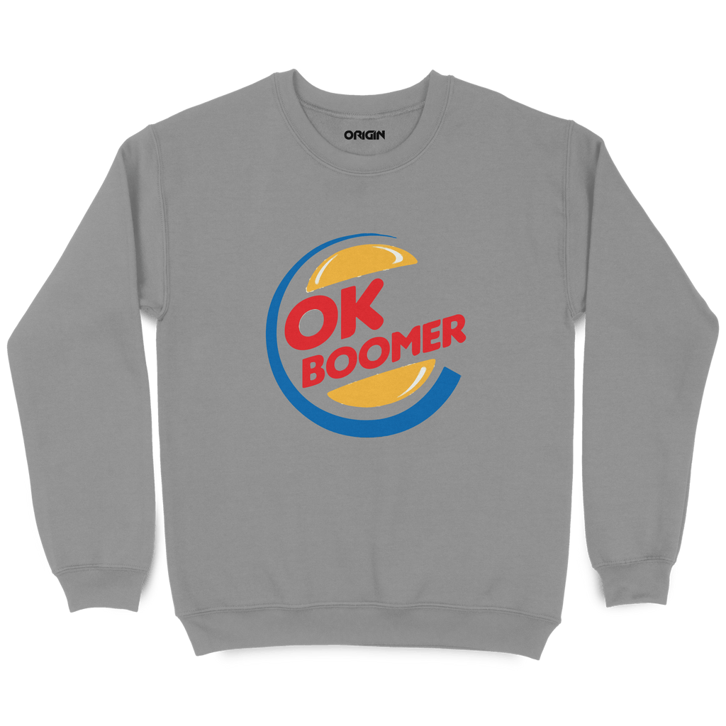 Ok Burger Sweatshirt