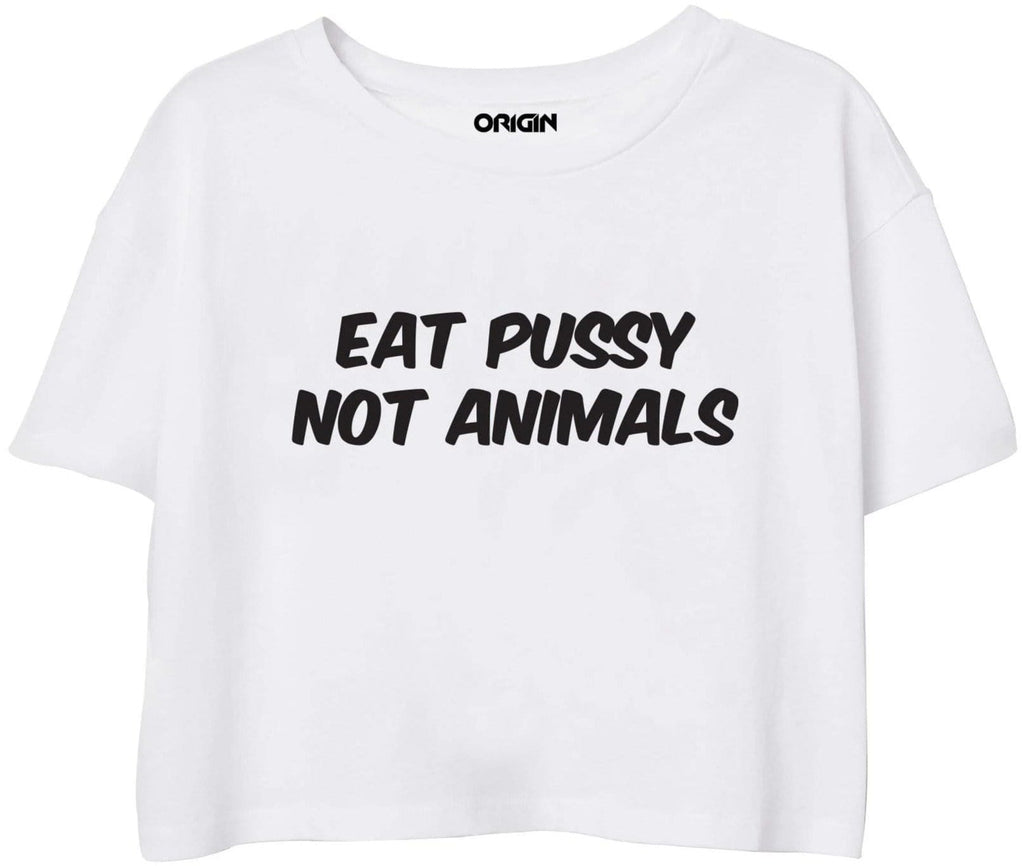 Eat Pussy Crop Top