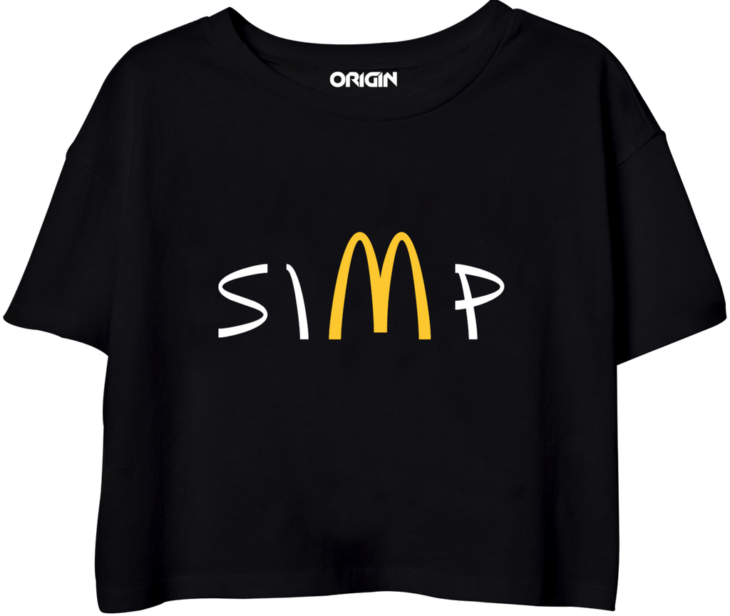 Simp Crop Top