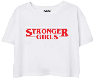 Stronger Girls - Crop Top