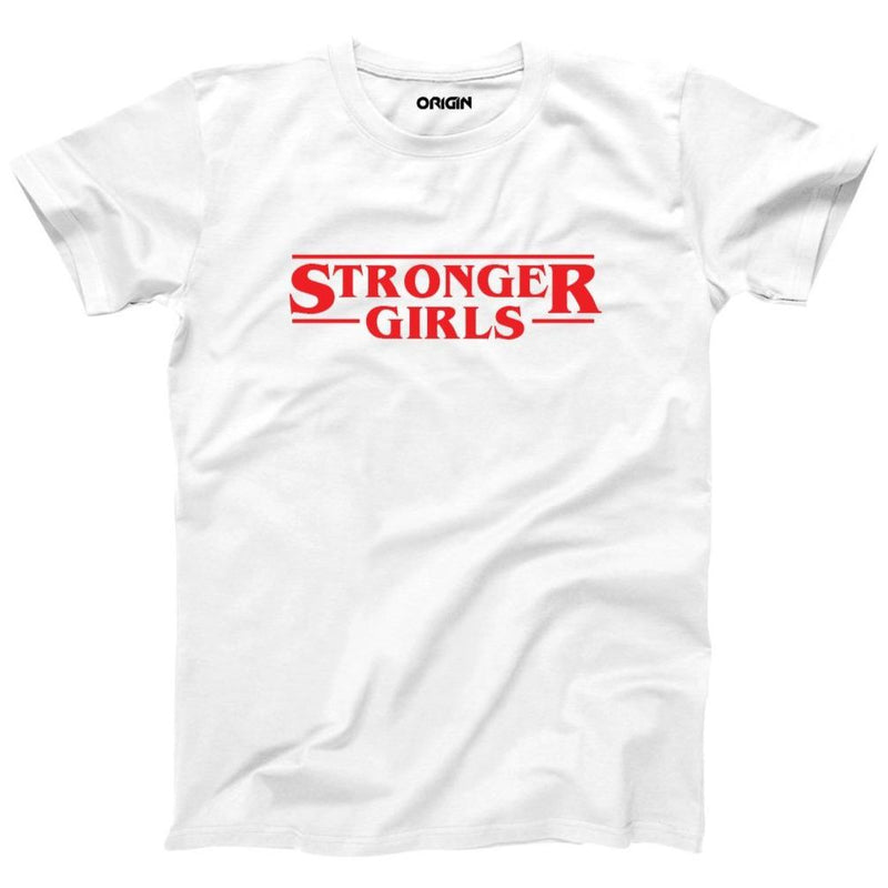 Stronger Girls Crew Neck